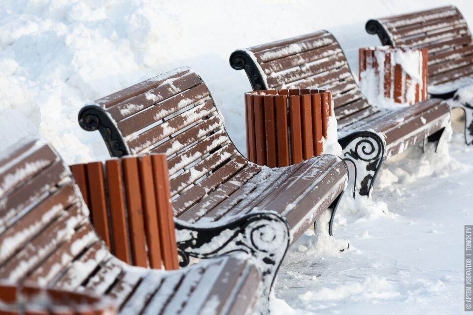 Синоптик: потепление и снег ждут томичей в выходные