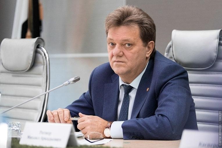 Мэр Томска провел совещание с заместителями и главами районов