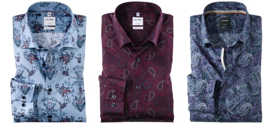 Подарок любимому: рубашки на все случаи жизни