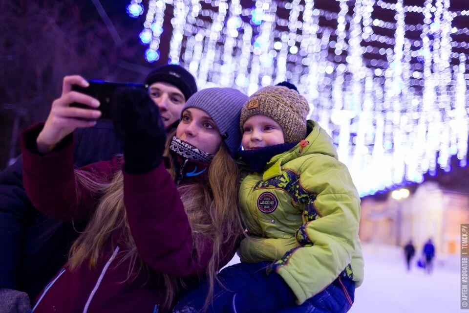 Десять развлечений ждут томичей в последний день новогодних каникул