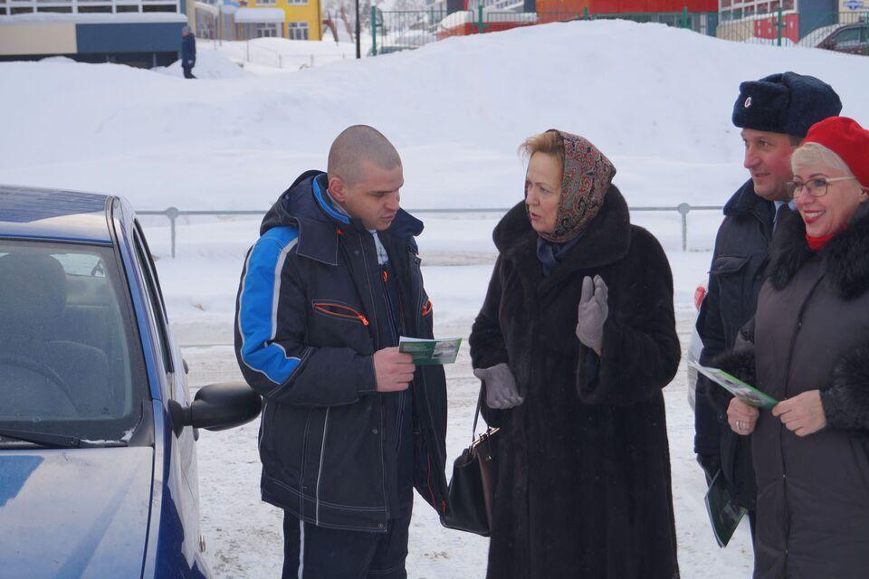 Омбудсмен проверила, как перевозят детей в Томске