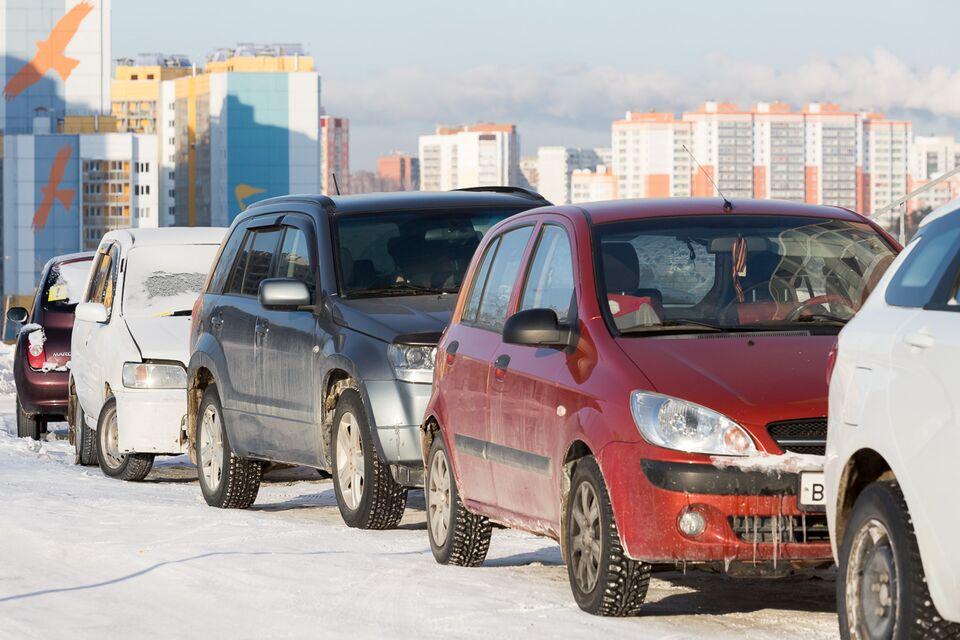Более 30 томичей оштрафовали за неправильную парковку