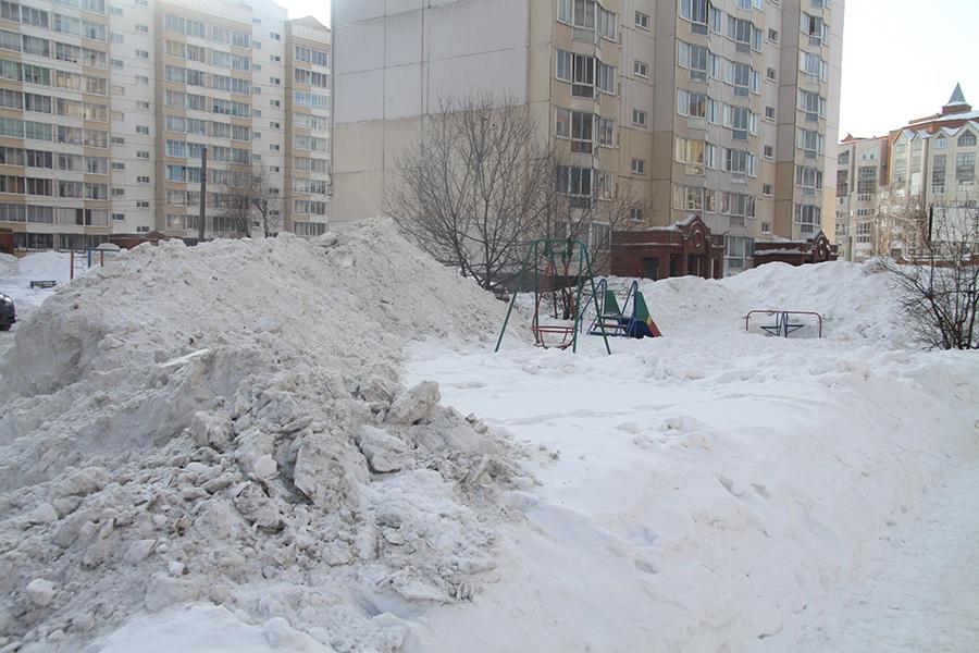 Томск.ру новости снег жалобы