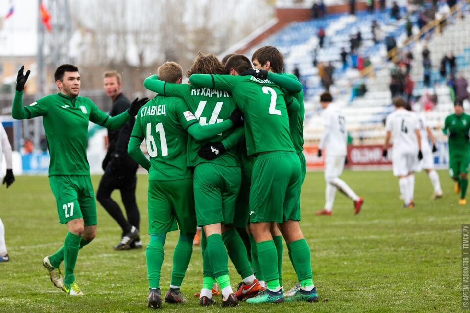 ФК «Томь» полностью рассчитался с долгами