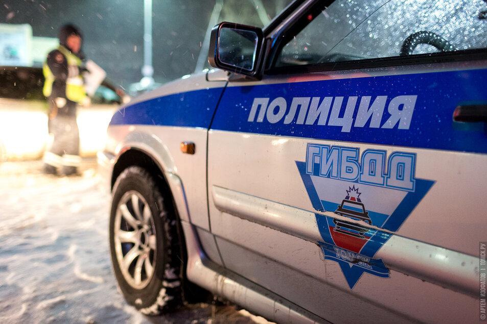 Водитель лесовоза отравился угарным газом на трассе Томск-Колпашево