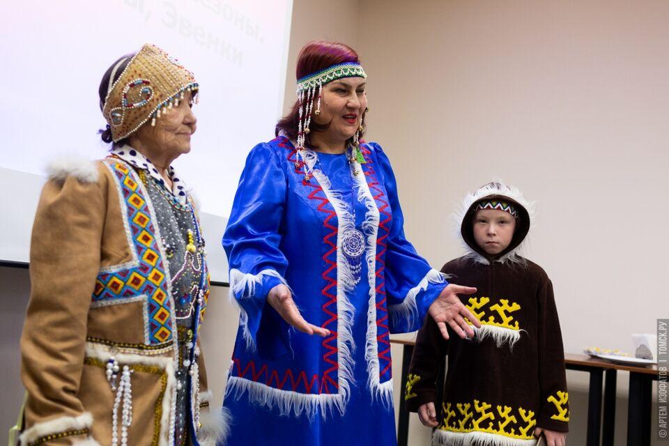 Эксперт ТГУ: об исчезновении языков малых народов