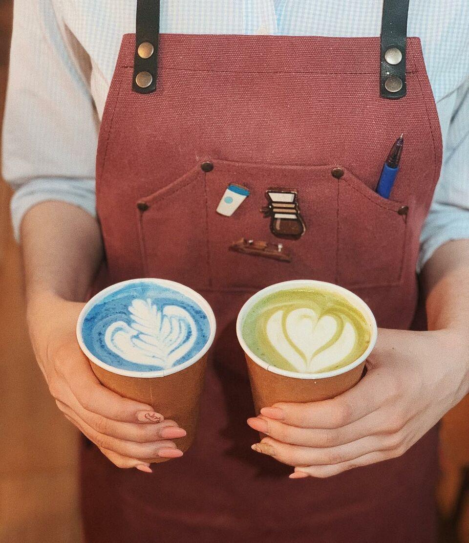 Томичи «подсели» на кофе: как начать бизнес с одного квадратного метра