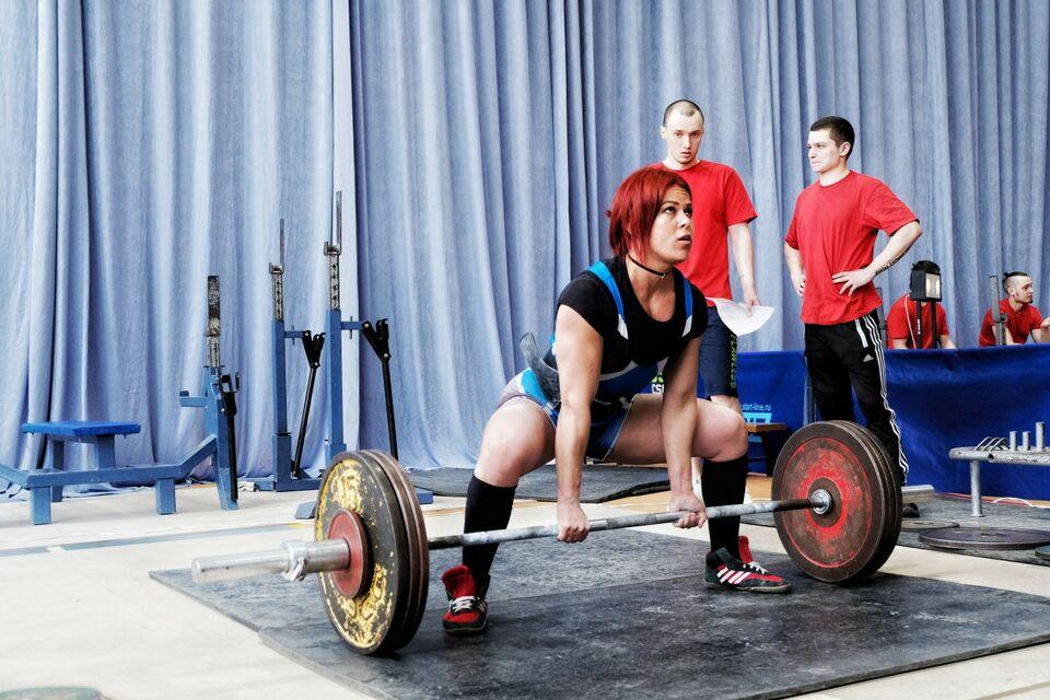 Железные леди: пауэрлифтерши опровергли мифы о своем спорте