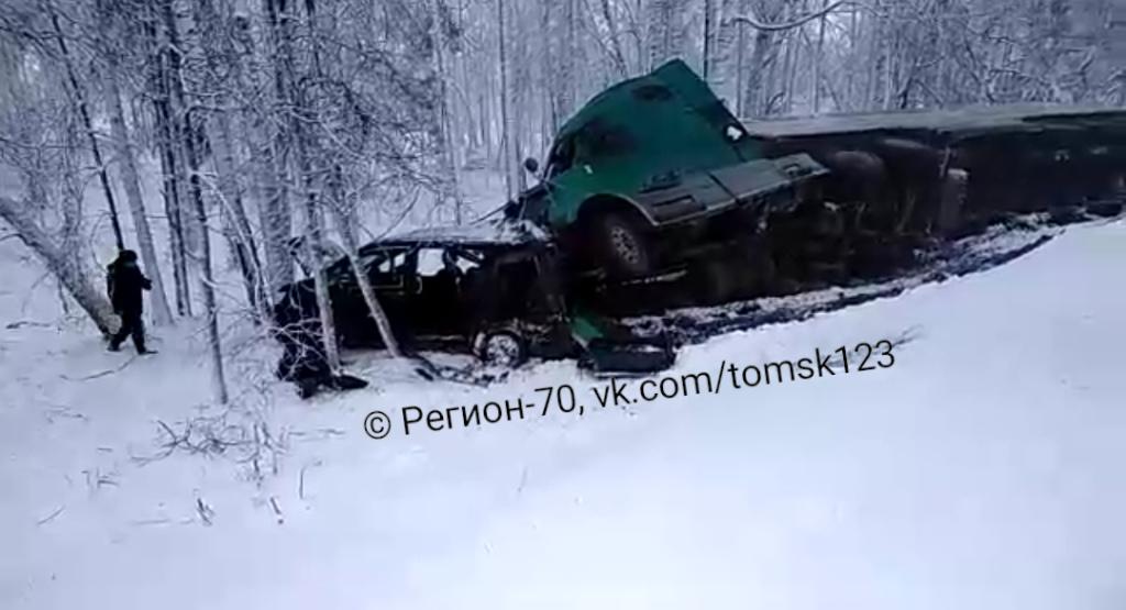 томск.ру новости дтп Кафтанчиково