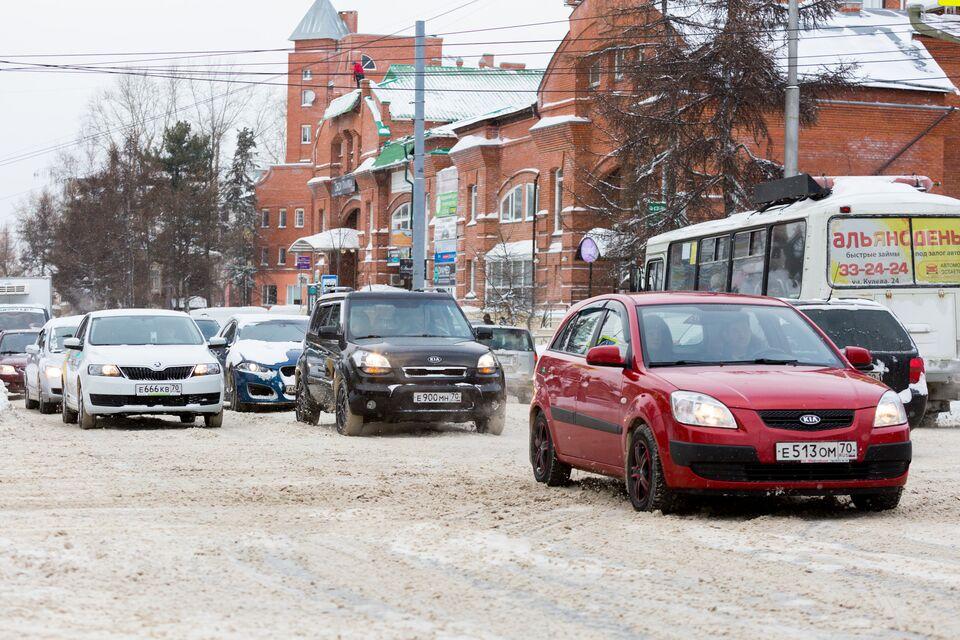 В Томской области увеличилось количество ДТП с участием детей