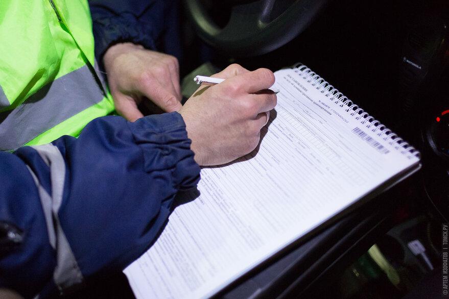 Цифровой учет: злостным нарушителям ПДД запретят возить пассажиров