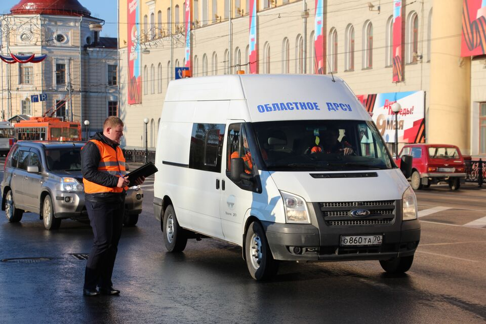 Участники воркшопа предложили укрепить дороги на проспекте Ленина