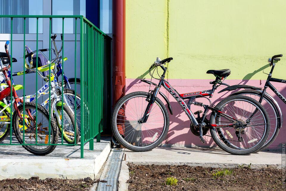 ГИБДД: дети обязаны знать ПДД, когда садятся на велосипед