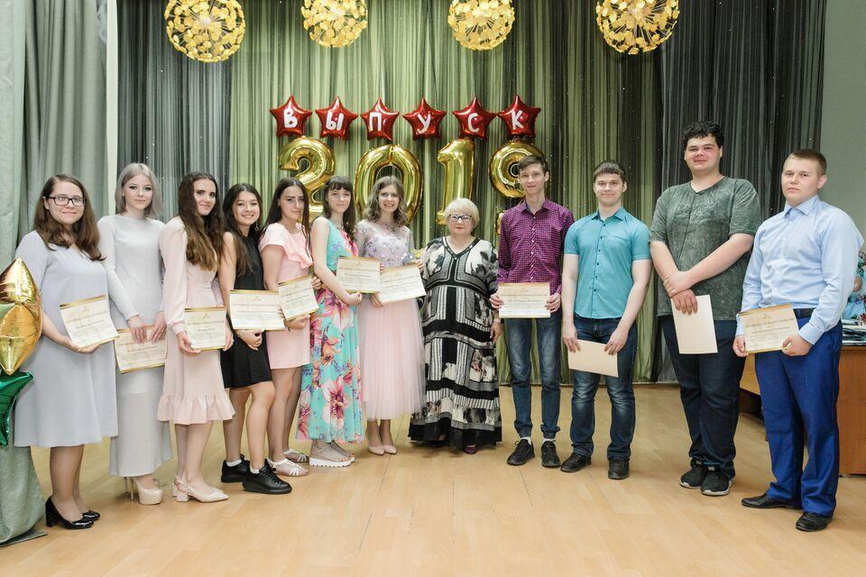 Компания «ЛАМА» наградила лучших студентов СПО на выпускном в КИПТСУ