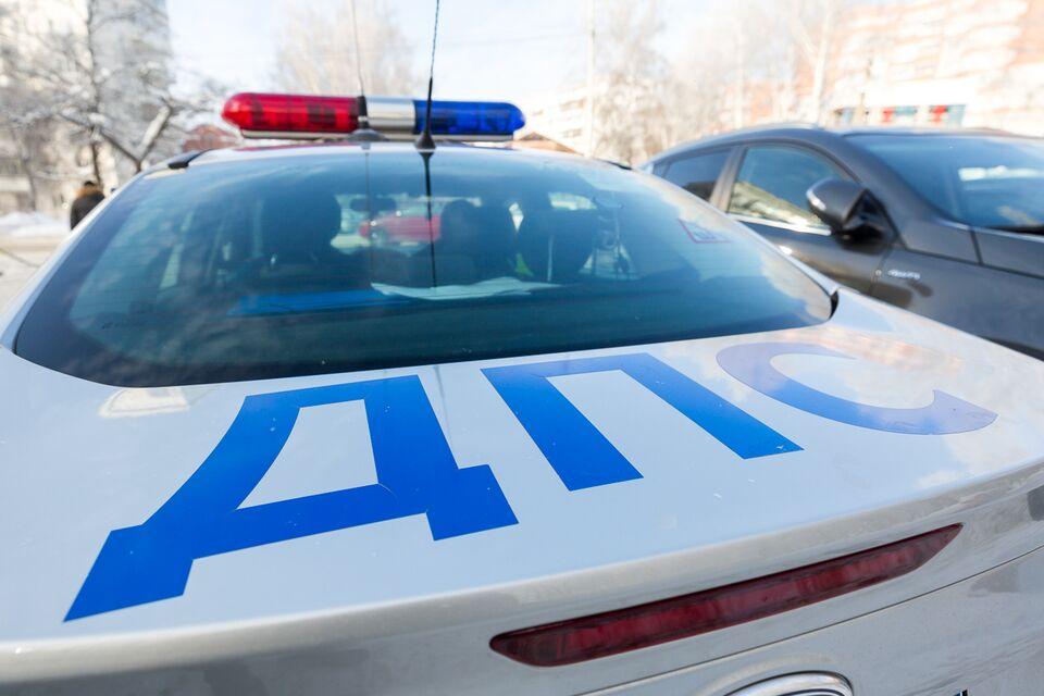 Семья из Томска попала в ДТП на трассе в Горном Алтае