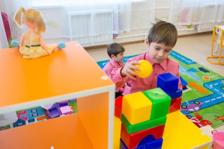 Первый детский сад открыт в «Радонежском»
