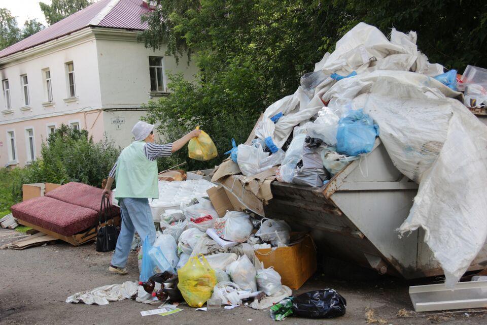 «АБФ Логистик»: оранжевые сетки для раздельного мусора могут вернуться