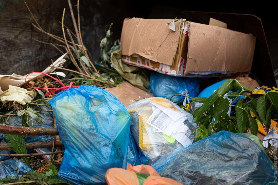 Томичам пояснили, в каких квитанциях искать начисления за вывоз мусора