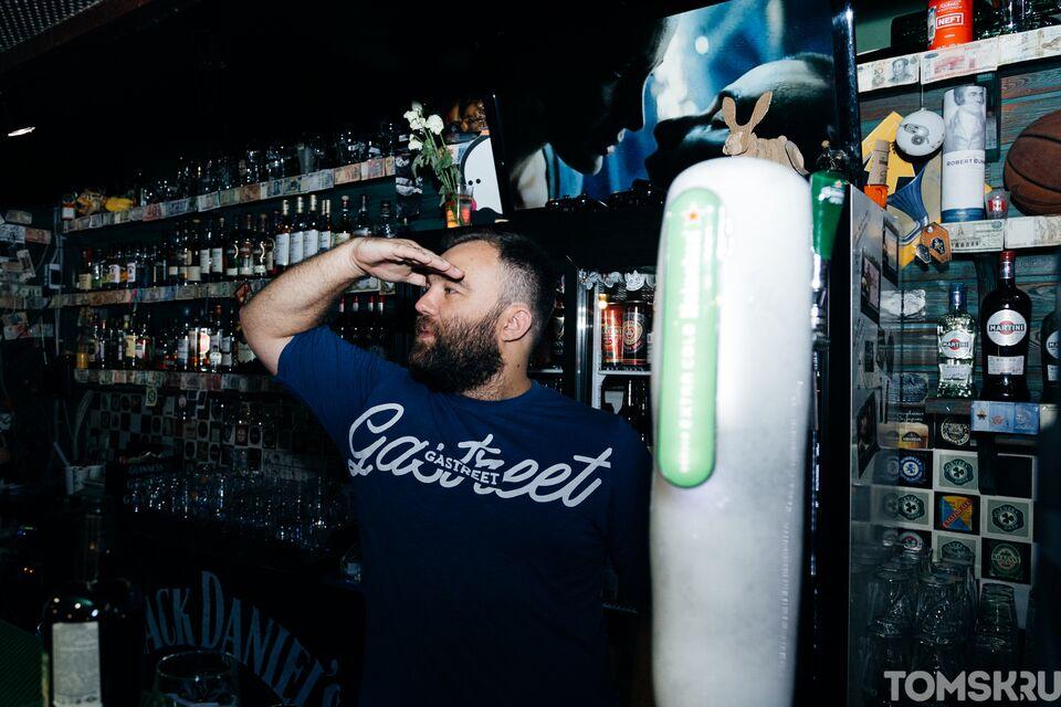 «Важно быть барменом в душе»: история одной профессии