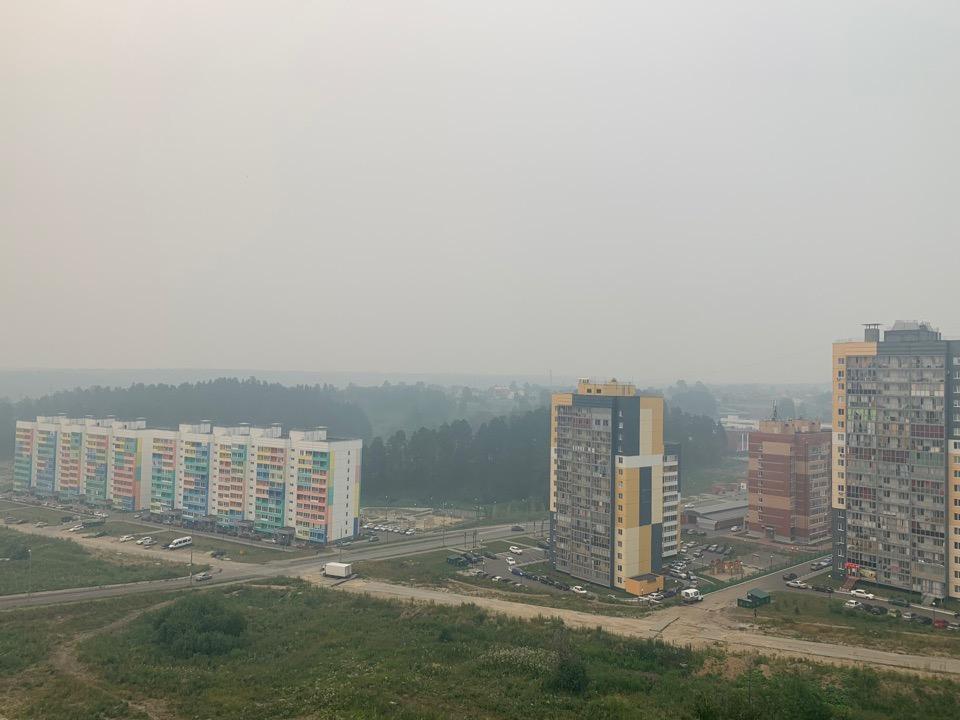 Сибирь снова накрывает дым от лесных пожаров: к чему готовиться