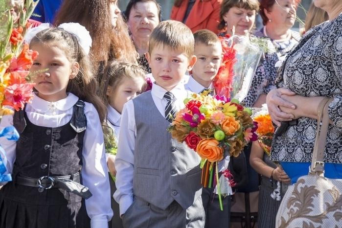Учебный год в томских школах начнется со 2 сентября