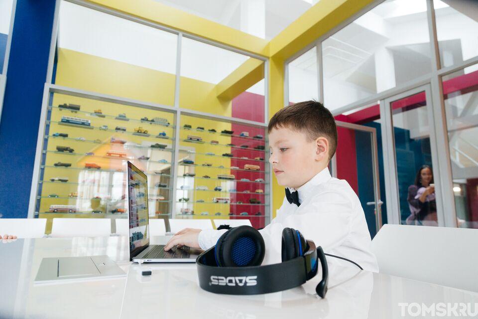 Школа для юных программистов откроется в Томске