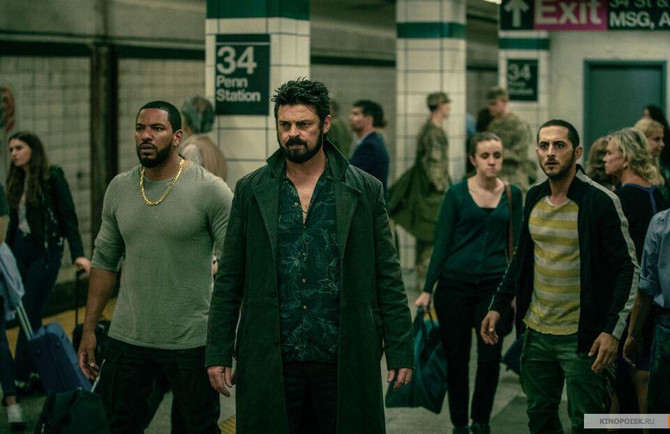 Смерть супергеройского кино: стоит ли смотреть сериал «Пацаны»?