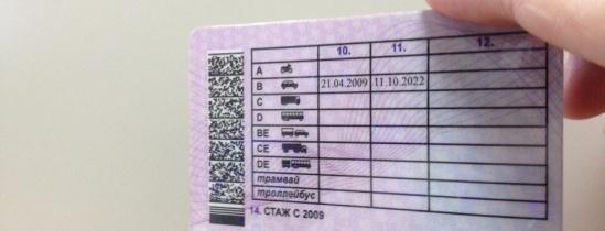 Более 20 жителей региона лишились водительских прав из-за болезней