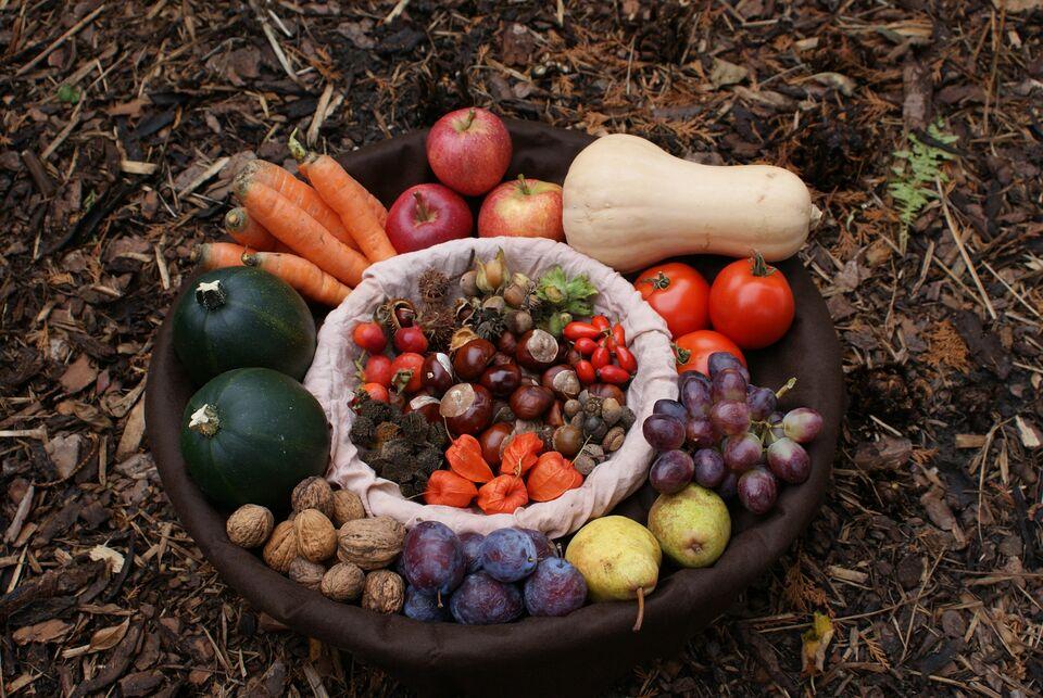 Названы самые полезные продукты осени