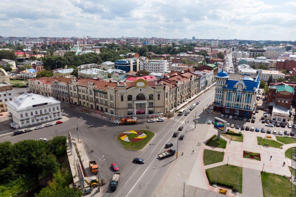 Томск вошел в ТОП-5 городов Сибири среди туристов