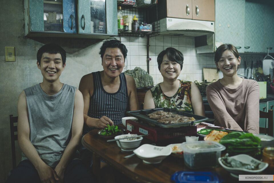 «Паразиты»: южно-корейский фильм, который вы могли пропустить
