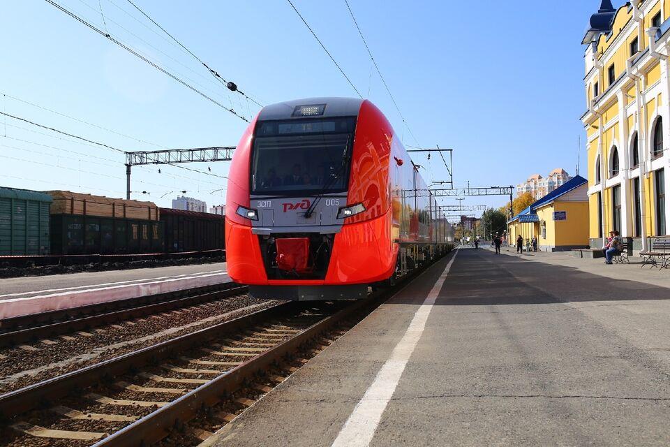Новый скоростной электропоезд появится в Сибири