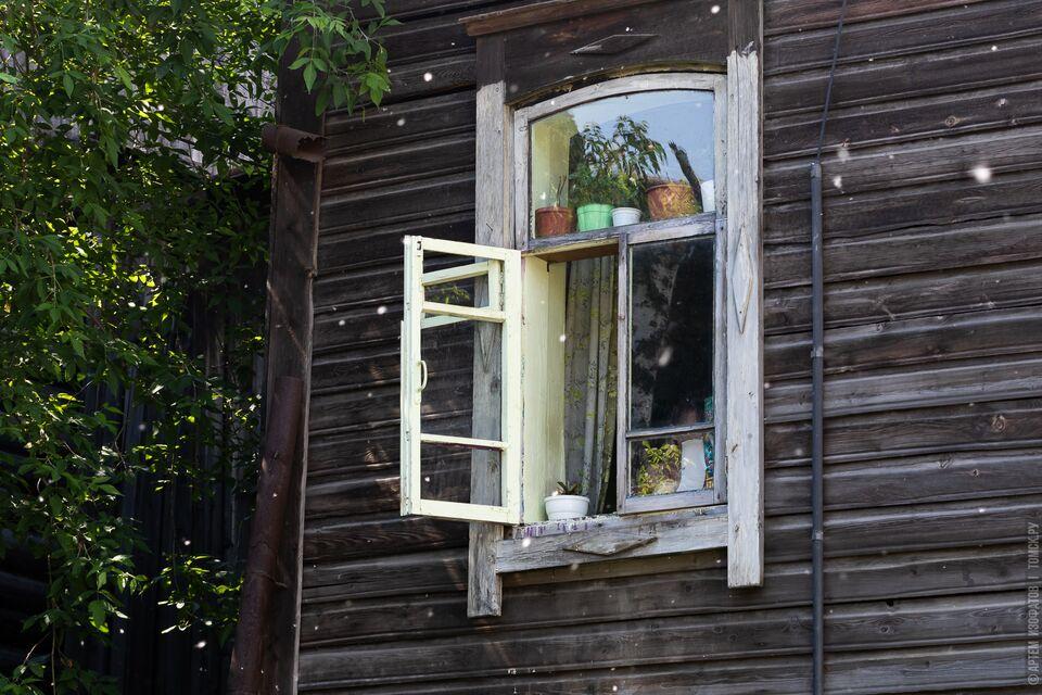Жители Томской области остались без окон