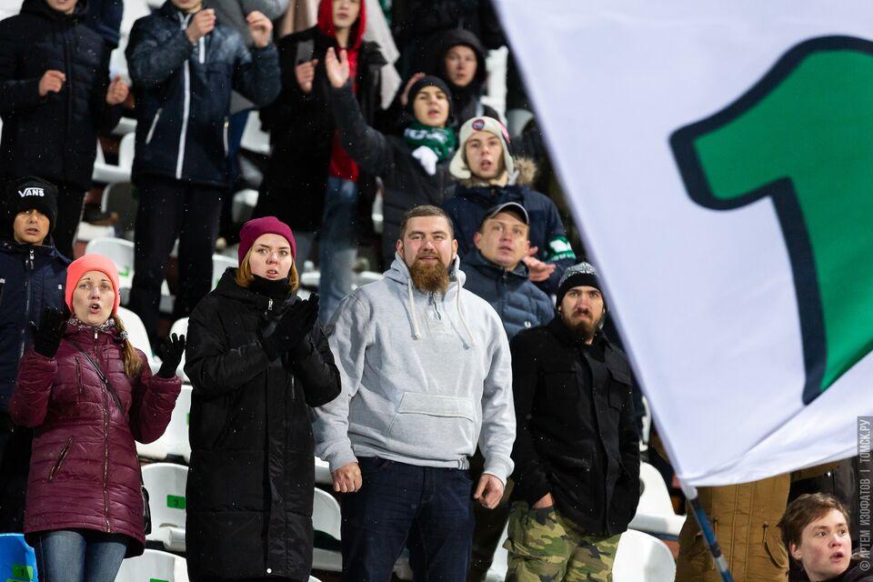 Томь проиграла московскому «Торпедо» на выезде