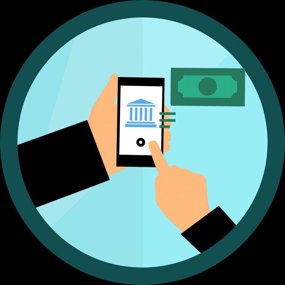 Смартфон превращается в платежный терминал