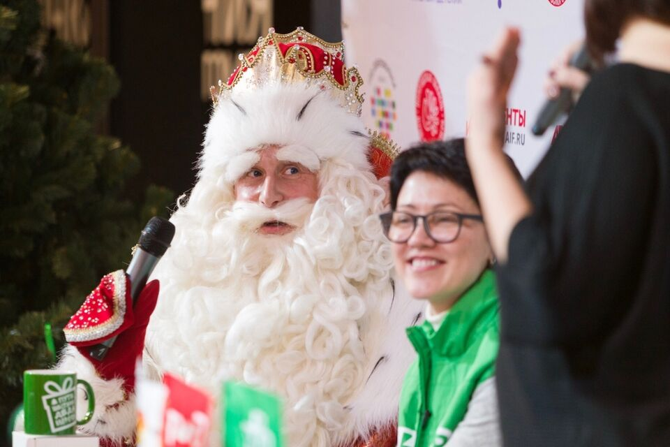 Главный Дед Мороз проведет в Томске два дня: когда ждать волшебника