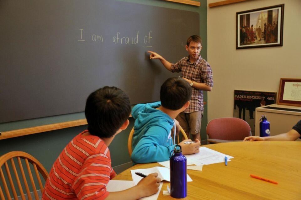 Выпускник томского университета преподает английский язык англичанам