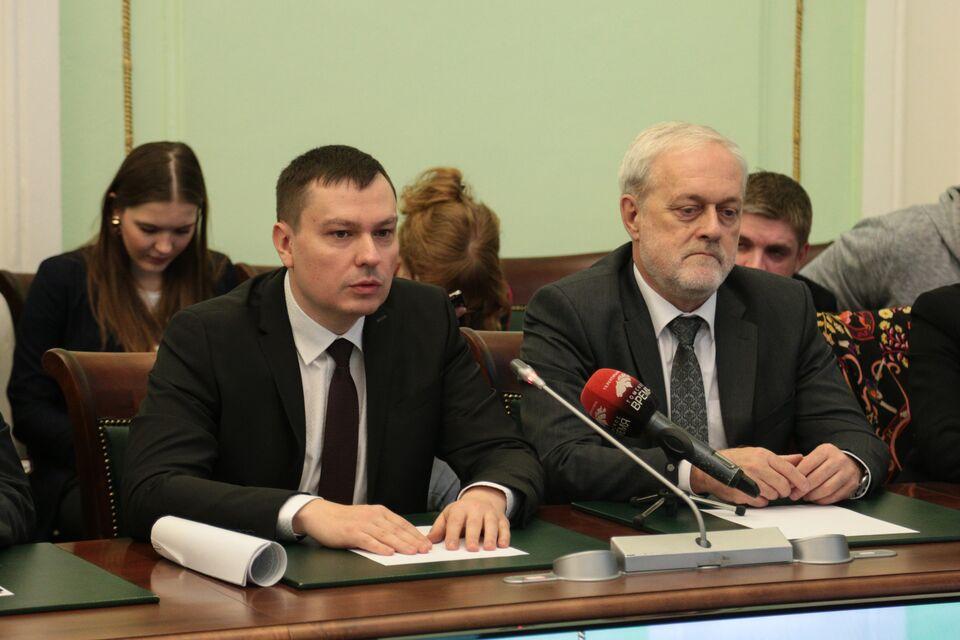 В Томском политехе назначили нового ректора