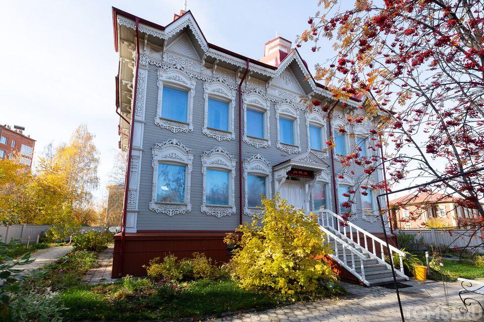 WoodTomsk: история одного дома. Улица Дзержинского, 21