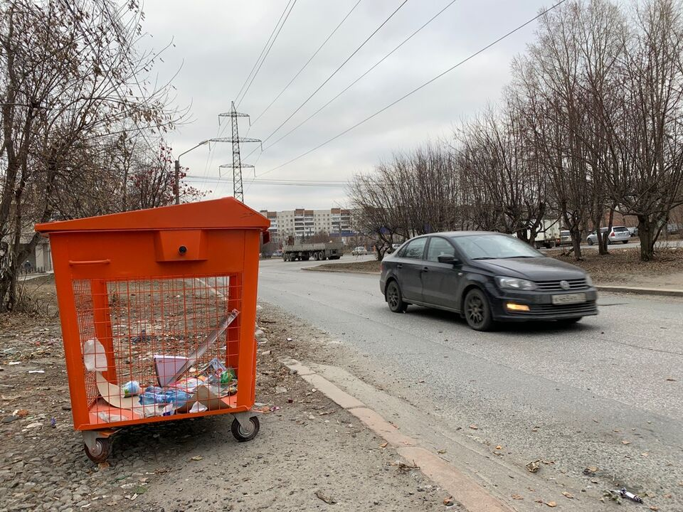 Власти: организация раздельного сбора мусора должна быть прозрачной
