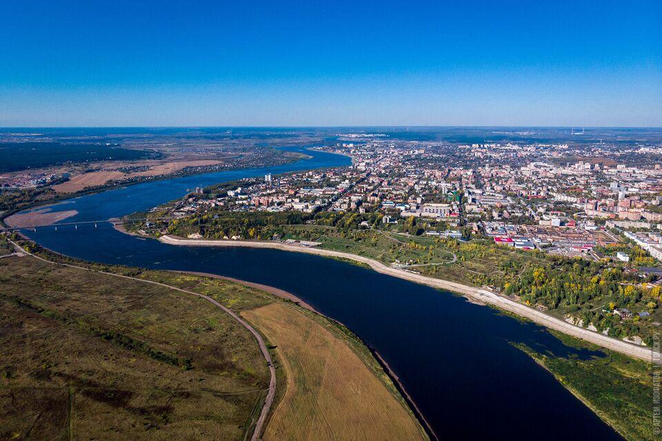Зарубежные компании интересуются застройкой левобережья Томска