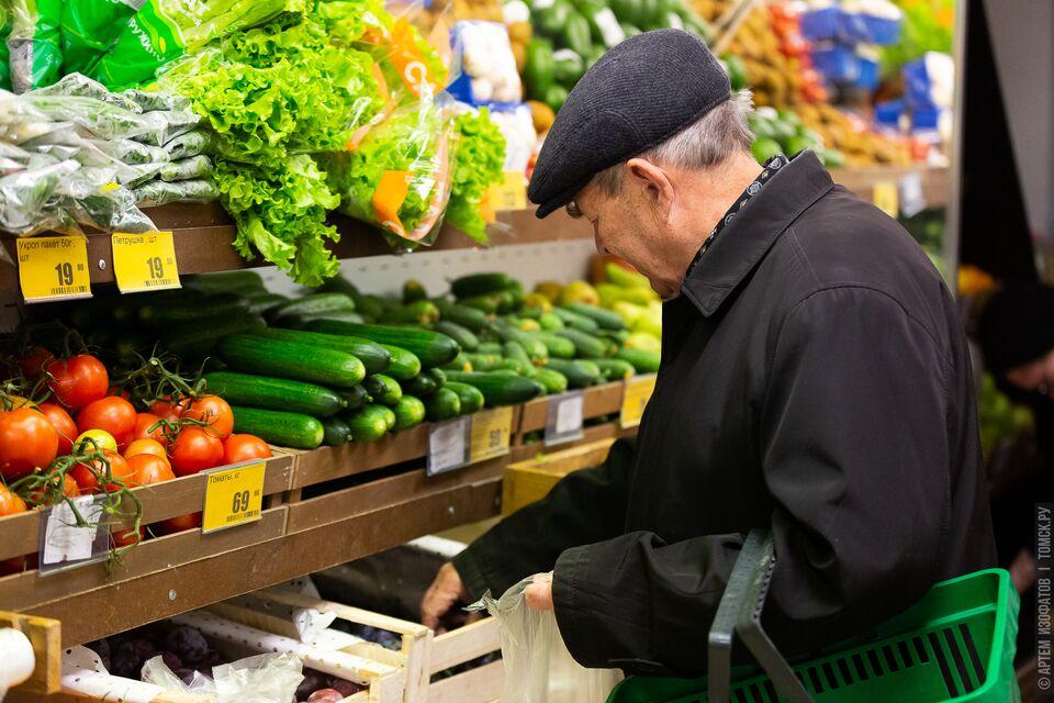 Меньше овощей и больше крупы: на чем стали экономить россияне
