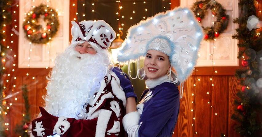 Дед Мороз попросил у томичей подарки на свой день рождения