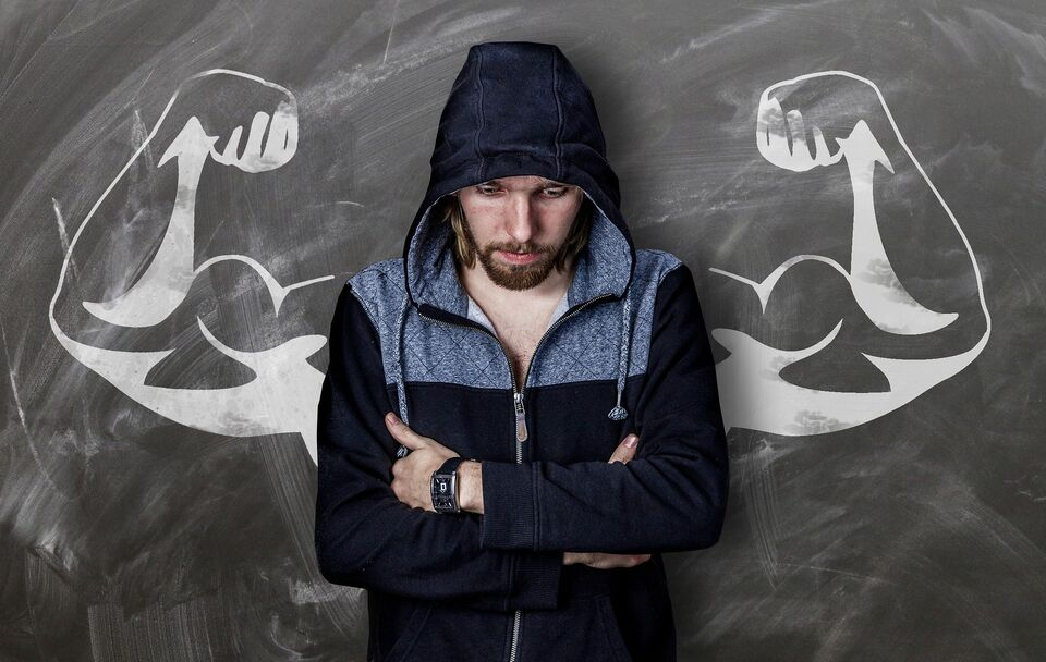 Мужчины более проницательны и подвержены стрессу, чем женщины