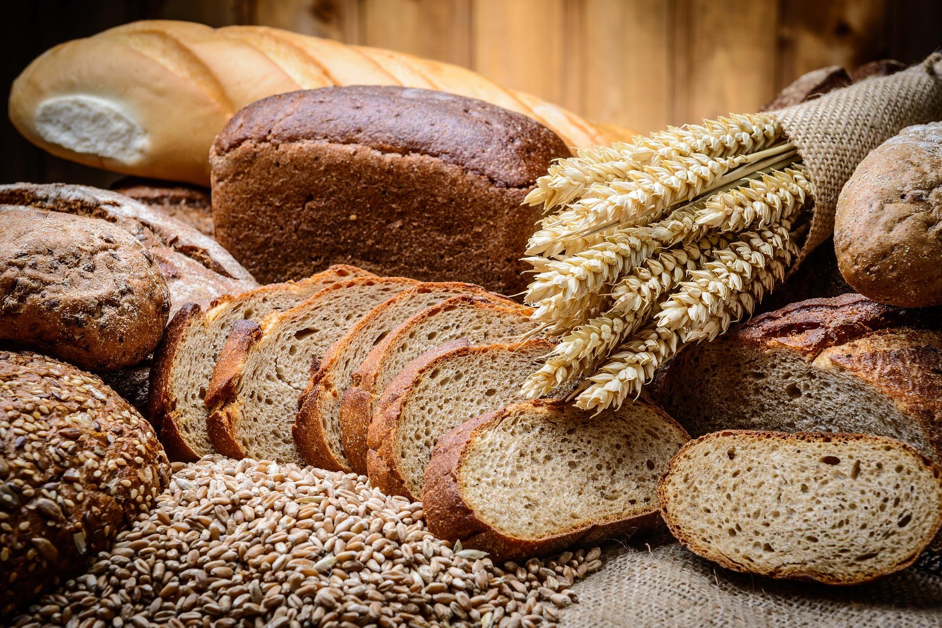 Все про хлеб и булочные изделия фото