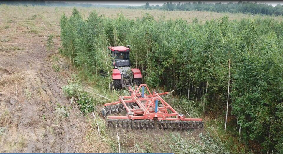 «Сибирская Аграрная Группа» вводит в оборот залежные земли