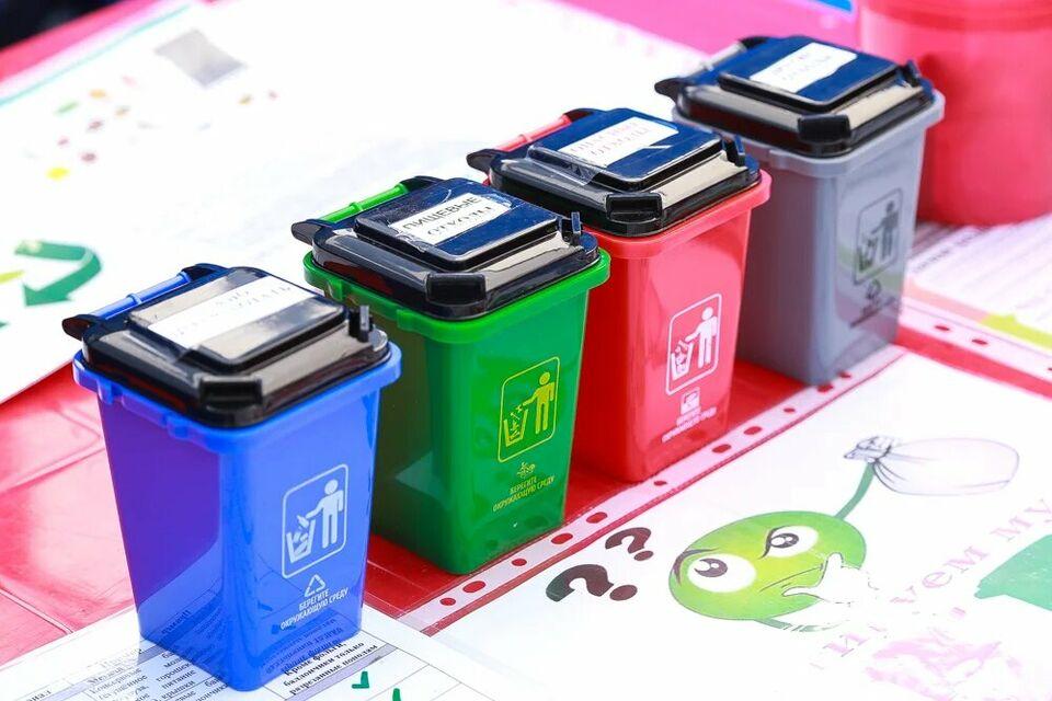 Инфографика: как правильно утилизировать бытовые отходы