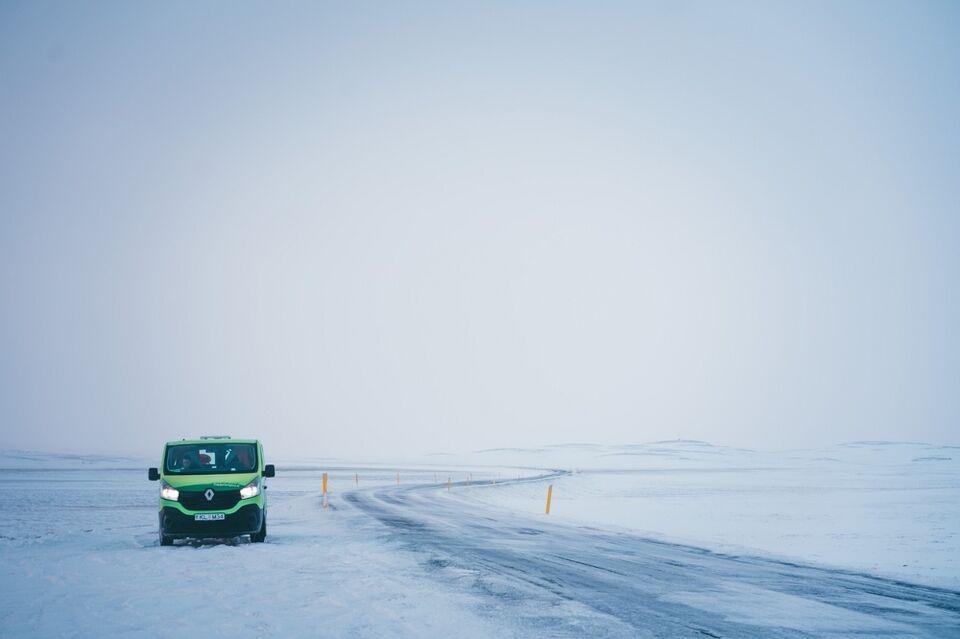Шесть ледовых переправ функционируют на территории региона
