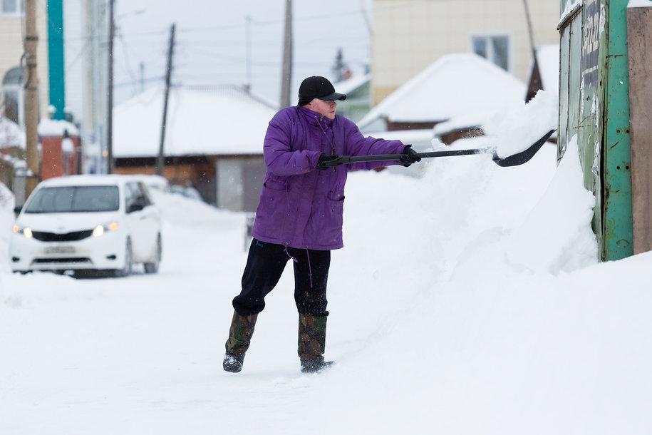Лопата для уборки снега: томичи выбрали любимый зимний инвентарь