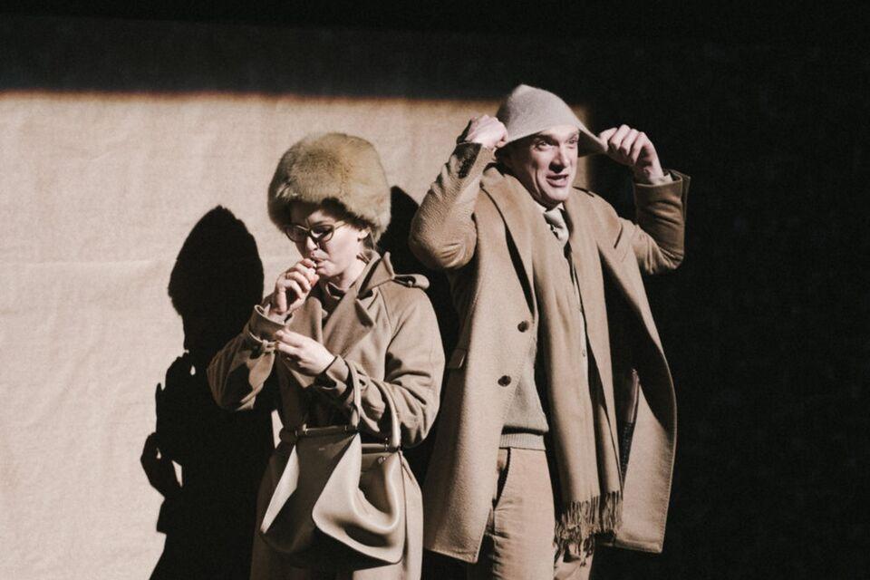 «Любовь и голуби» и Андрей Бурковский: театральная афиша в Томске